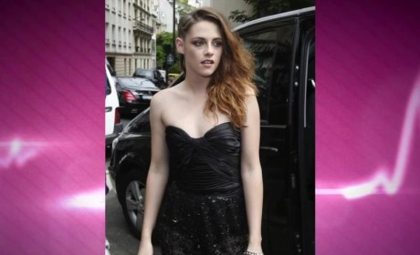 Kristen Stewart: Crying Over Robert Pattinson on Thanksgiving