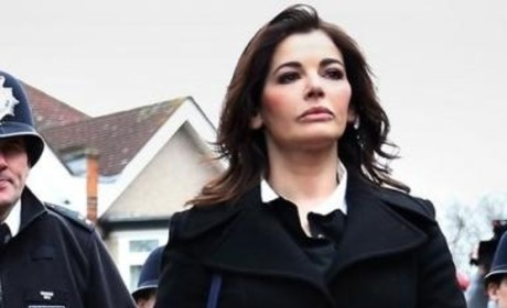 Nigella Lawson on Charles Saatchi