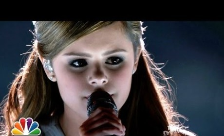 "Jacquie Lee: ""Angel"" - The Voice"