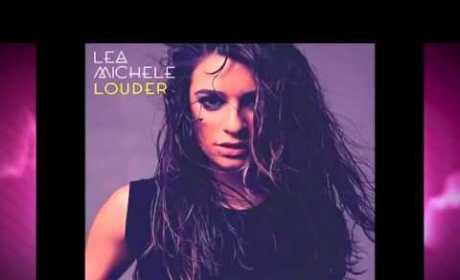 Lea Michele Album Preview