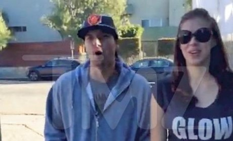 Kevin Federline, Victoria Prince Expecting