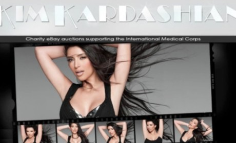 Kim Kardashian Defends Charitable Giving