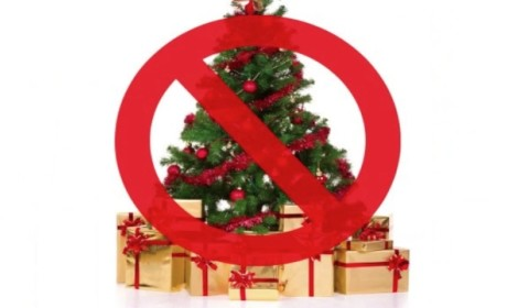 Texas Elementary School Bans Colors Red and Green, Christmas Trees