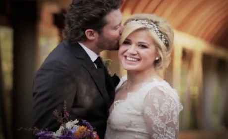Kelly Clarkson Wedding Video: Released, Beautiful