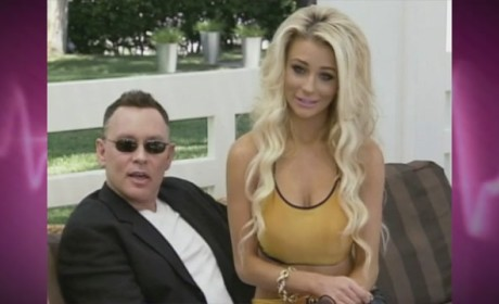 Courtney Stodden and Doug Hutchison: It's Over?!?!?!?