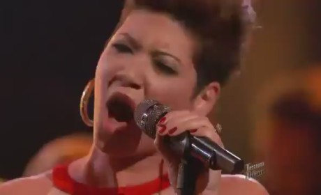 "Tessanne Chin: ""I Have Nothing"" - The Voice"