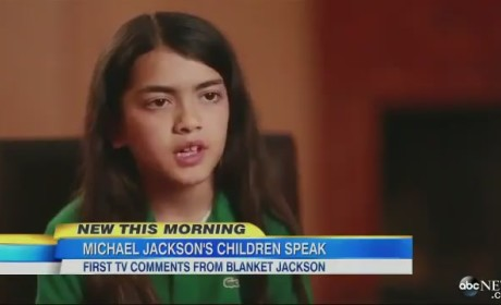 "Michael Jackson's Children: We Had ""Secluded"" Childhood"