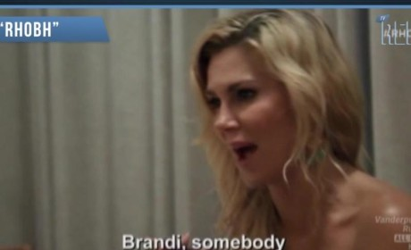 Brandi Glanville Puts Perez Hilton on BLAST Over Rehab Comments