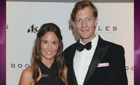 Nico Jackson, Pippa Middleton Engaged!