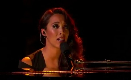 "Alex and Sierra - ""Say Something"""