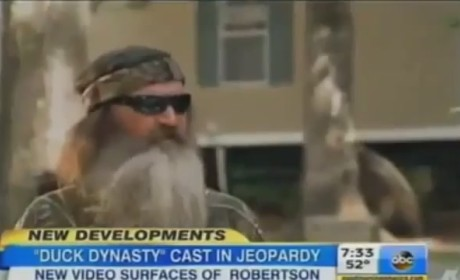Duck Dynasty Cast to A&E: No Phil Robertson, No Show!