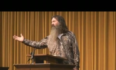 Phil Robertson Sermon