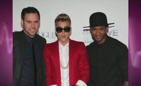 "Usher Blames Bad Justin Bieber Behavior on ""More Money, More Problems"""