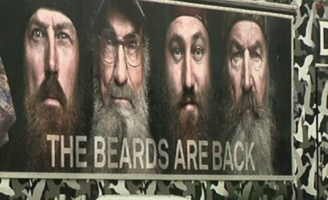 Phil Robertson Makes Waves in Duck Dynasty Hometown