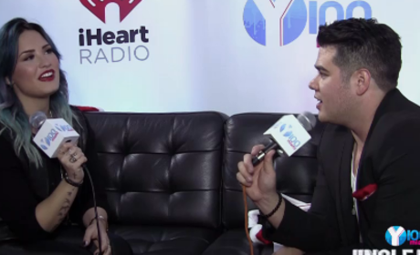 Demi Lovato Interview: I Need a Boob Job!