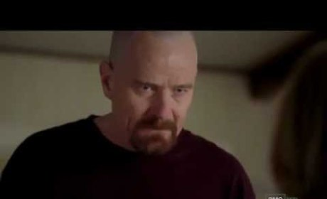 Breaking Bad Clip - I Am The One Who KNOCKS!