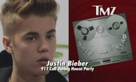Justin Bieber Party Guest Calls 911, Raises Questions