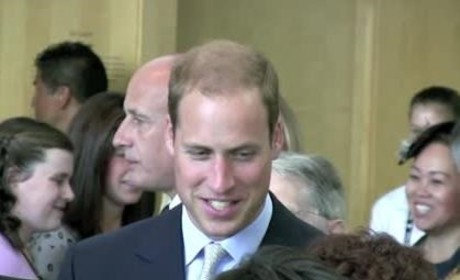 Prince William Returning to College