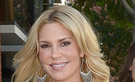 Brandi Glanville Kind of Apologizes For Racist Joke