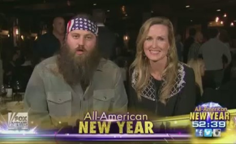 Willie and Korie Robertson Interview