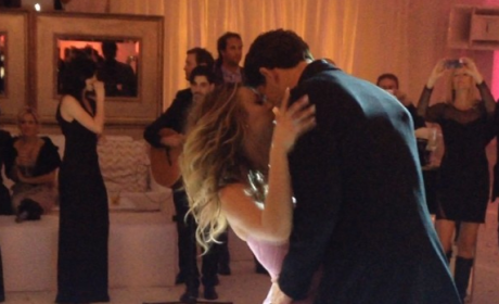 Kaley Cuoco Wedding Video