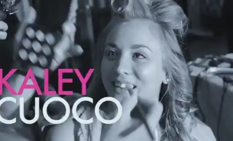 Kaley Cuoco Prepares for Wedding