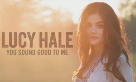 Lucy Hale Premieres First Single: Listen Now!