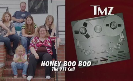 Honey Boo Boo Car Accident: The 911 Call