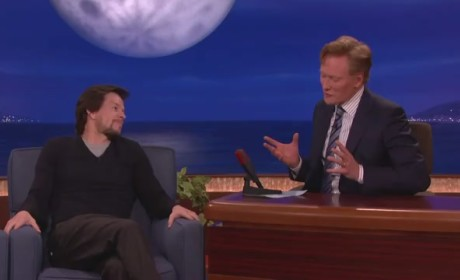 Mark Wahlberg to Conan: I Will Punch Harry Styles!