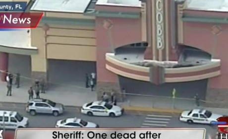 Movie Theater Shooting in Tampa: Suspect in Custody, Texting to Blame?