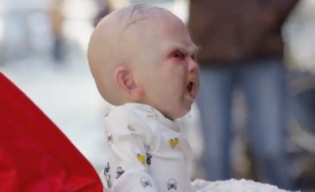Devil Baby Raises Scary Hell on Streets of New York
