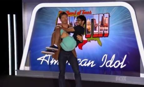American Idol Season Premiere: Harry Connick Jr. FTW!