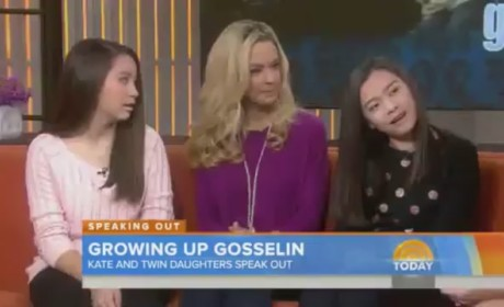 Kate Gosselin on Today: What a Trainwreck!