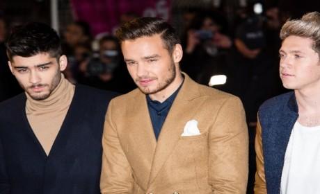Liam Payne, Duck Dynasty Controversy