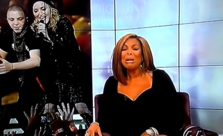 Wendy Williams Cries Over Son