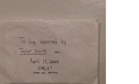 Girl's Letter To Future Self Goes Viral After Her Death