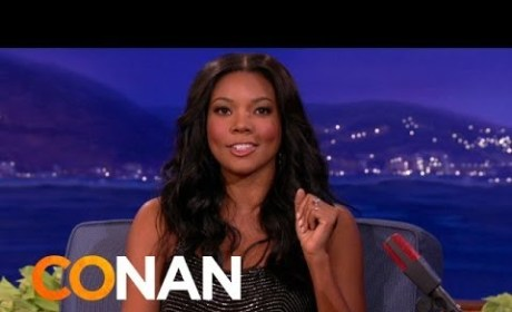 Gabrielle Union Reveals Weight Loss Secret: The Porn Diet!