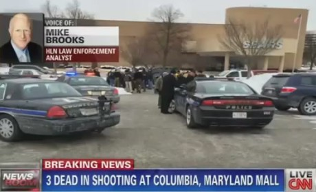 Columbia Mall Shooting Results in Three Dead, Suspect Among Them