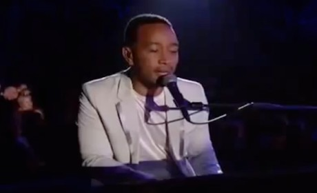 John Legend Grammy Awards Performance 2014