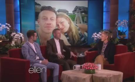 Macklemore & Ryan Lewis on Ellen Interview
