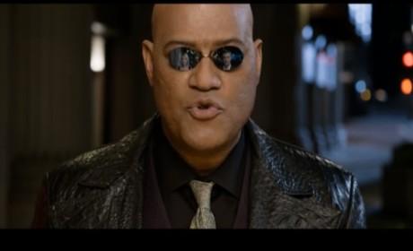 Morpheus Super Bowl Commercial