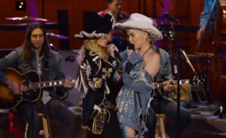 Miley Cyrus Unplugged: Twerking with a Horse, Singing with Madonna