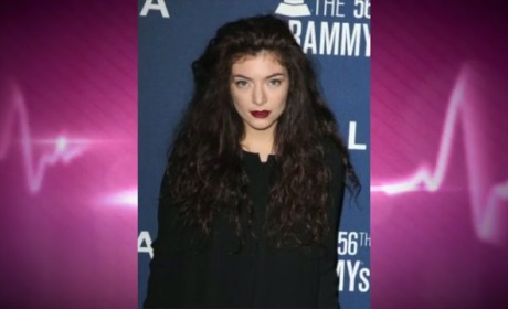 Lorde Thanks Fans For Grammy