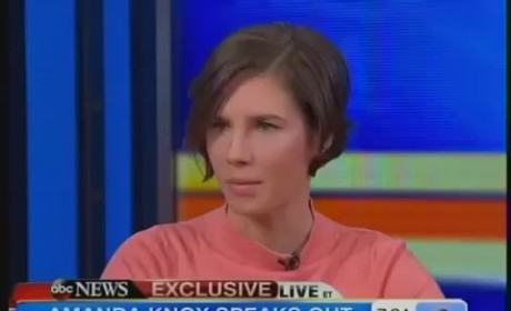 Amanda Knox Good Morning America Interview