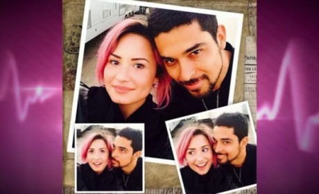 "Demi Lovato Showers ""Inspiring, Incredible"" Wilmer Valderrama with Birthday Love"
