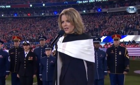 Renee Fleming National Anthem
