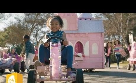 GoldieBlox Super Bowl Commercial