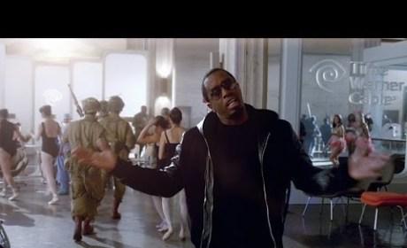 Time Warner Super Bowl Commercial
