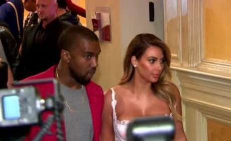 Kimye Wedding: Set for May?