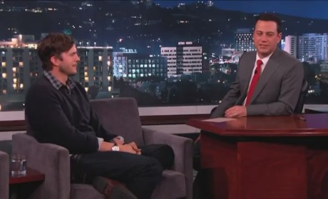 Ashton Kutcher to Charlie Sheen: Shut the Eff Up!